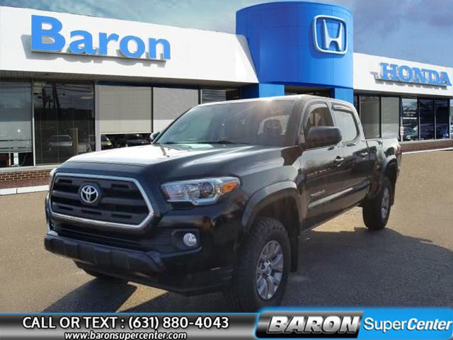 Used 2017 Toyota Tacoma in Patchogue, New York   Baron Supercenter. Patchogue, New York