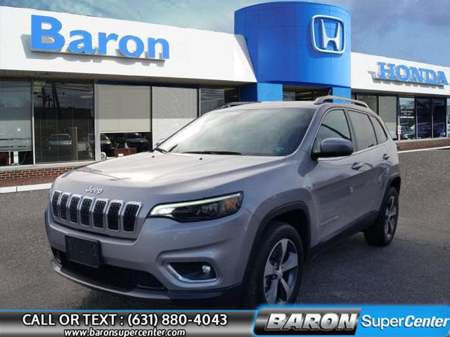 Used 2019 Jeep Cherokee in Patchogue, New York | Baron Supercenter. Patchogue, New York