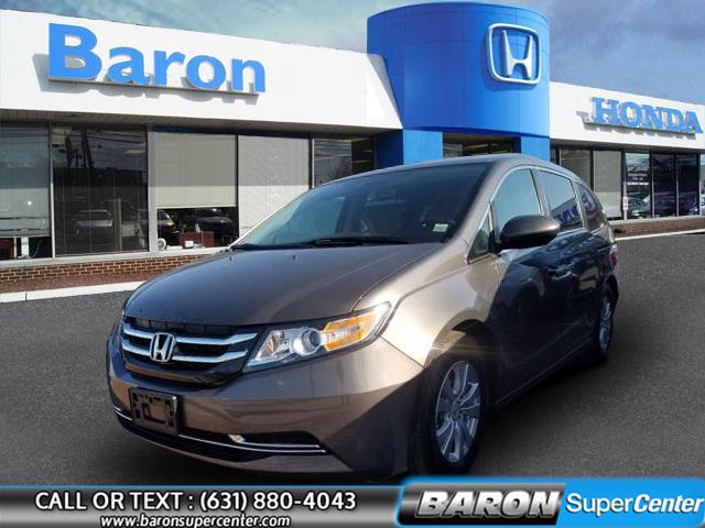 Used 2017 Honda Odyssey in Patchogue, New York | Baron Supercenter. Patchogue, New York