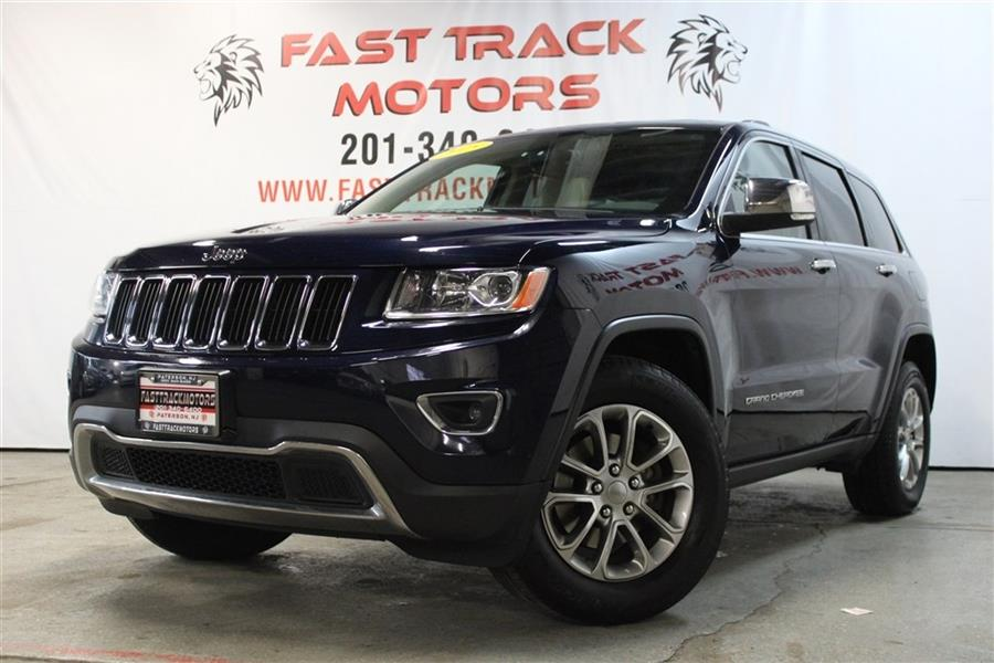Used 2015 Jeep Grand Cherokee in Paterson, New Jersey | Fast Track Motors. Paterson, New Jersey
