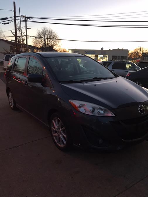 Used Mazda Mazda5 4dr Wgn Auto Grand Touring 2012 | CarMart Auto Services. Farmingdale, New York