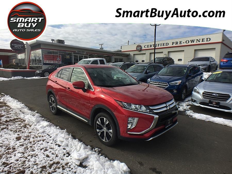 Used Mitsubishi Eclipse Cross SE S-AWC 2018 | Smart Buy Auto Sales, LLC. Wallingford, Connecticut
