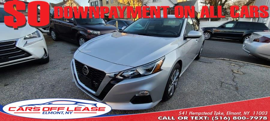 Used 2020 Nissan Altima in Elmont, New York | Cars Off Lease . Elmont, New York