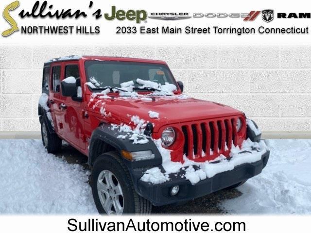 Used 2019 Jeep Wrangler in Avon, Connecticut | Sullivan Automotive Group. Avon, Connecticut