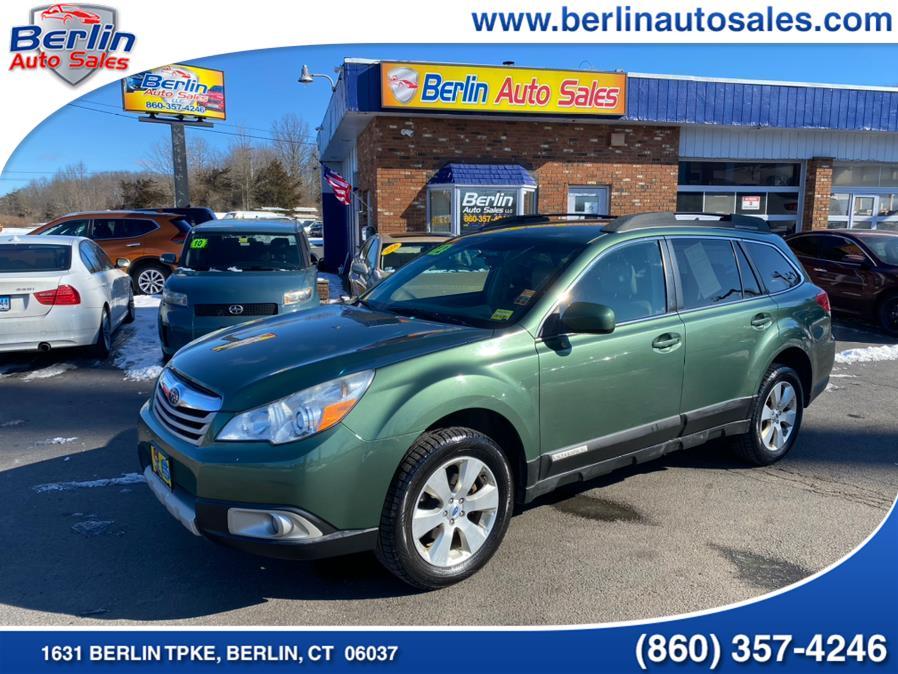 Used 2012 Subaru Outback in Berlin, Connecticut | Berlin Auto Sales LLC. Berlin, Connecticut