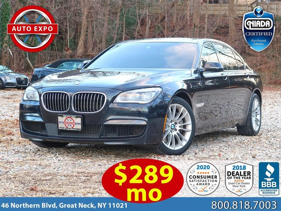 Used 2015 BMW 7 Series in Great Neck, New York | Auto Expo Ent Inc.. Great Neck, New York