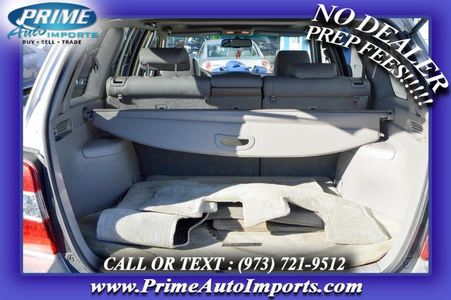 Used Toyota Highlander Hybrid 4WD 4dr w/3rd Row 2007 | Prime Auto Imports. Bloomingdale, New Jersey