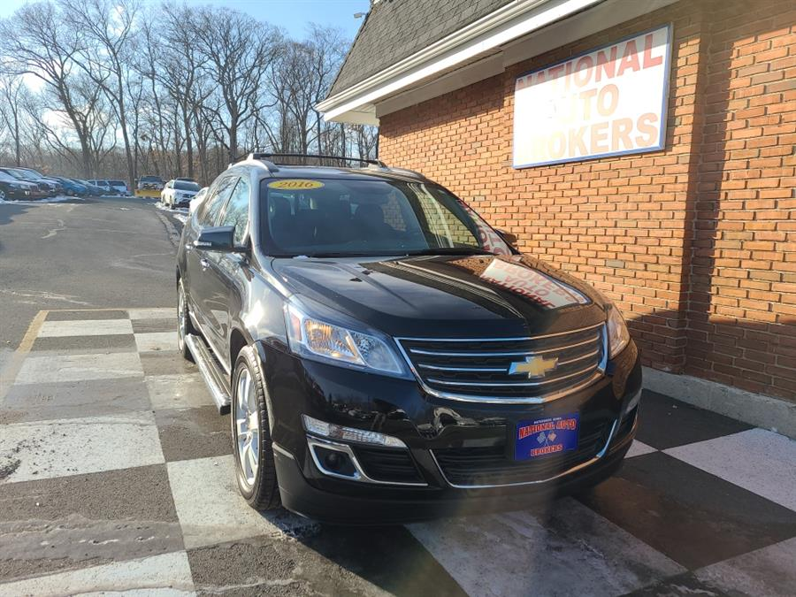 Used 2016 Chevrolet Traverse in Waterbury, Connecticut | National Auto Brokers, Inc.. Waterbury, Connecticut
