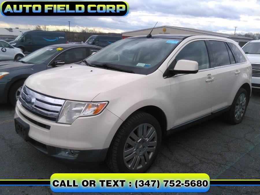 Used Ford Edge 4dr Limited AWD 2008 | Auto Field Corp. Jamaica, New York