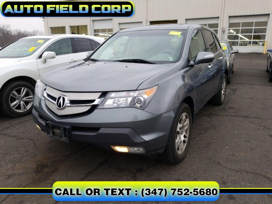 Used Acura MDX 4WD 4dr 2008 | Auto Field Corp. Jamaica, New York