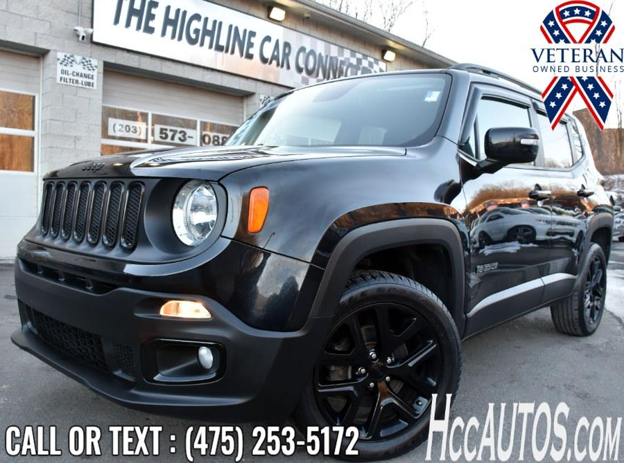 Used 2016 Jeep Renegade in Waterbury, Connecticut | Highline Car Connection. Waterbury, Connecticut