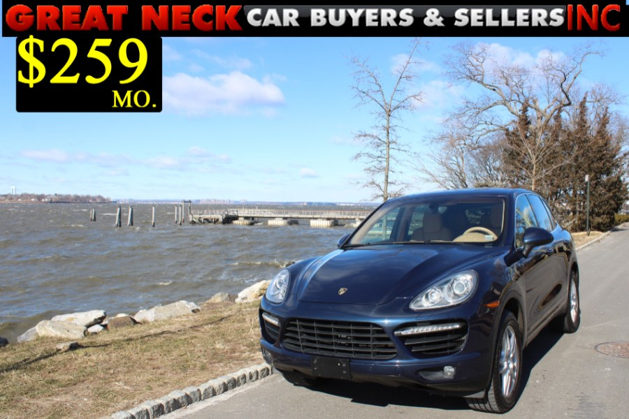 Used 2011 Porsche Cayenne in Great Neck, New York