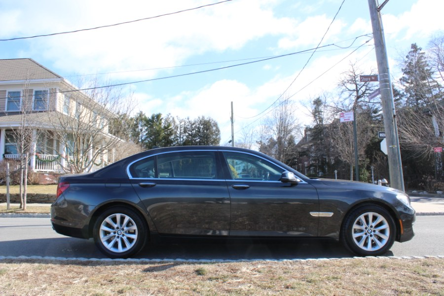 2014 BMW 7 Series 4dr Sdn 740Li xDrive AWD, available for sale in Great Neck, NY