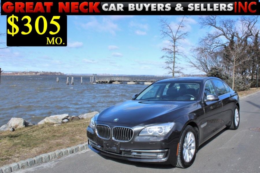 Used 2014 BMW 7 Series in Great Neck, New York