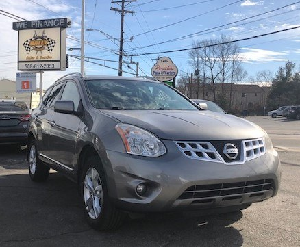 Used 2013 Nissan Rogue in Worcester, Massachusetts | Rally Motor Sports. Worcester, Massachusetts