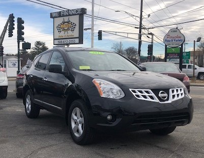 Used Nissan Rogue AWD 4dr S 2013 | Rally Motor Sports. Worcester, Massachusetts