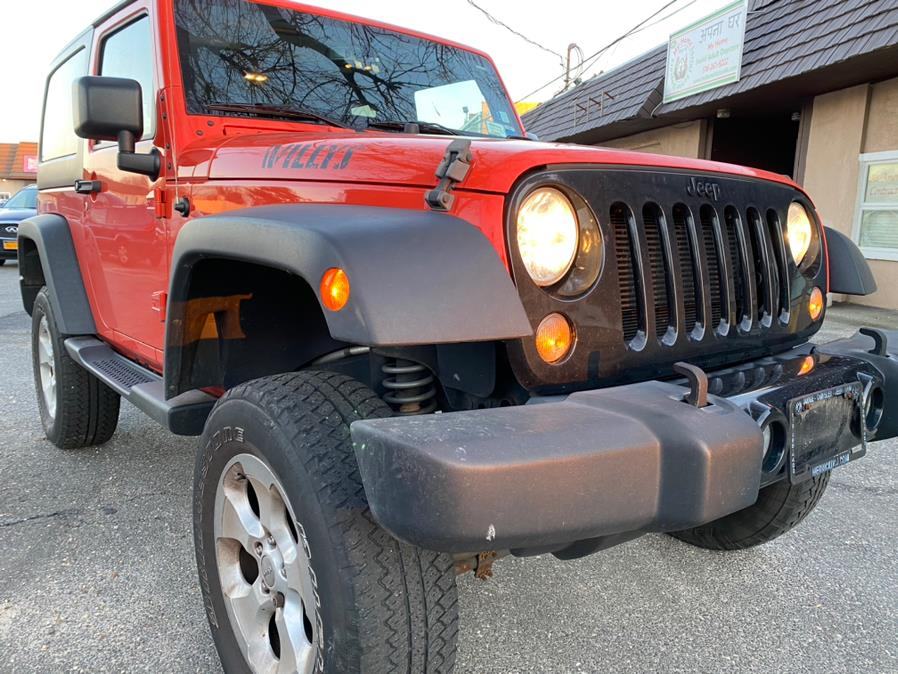 Used Jeep Wrangler 4WD 2dr Willys Wheeler 2015 | Ultimate Auto Sales. Hicksville, New York