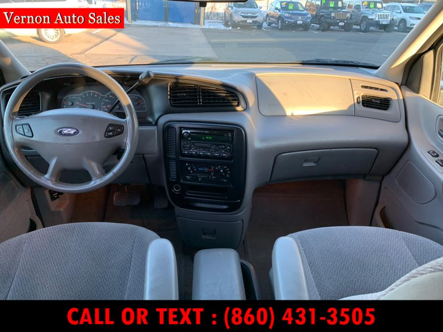 Used Ford Windstar Wagon 4dr SE 2003 | Vernon Auto Sale & Service. Manchester, Connecticut