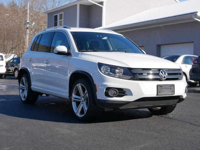 Used 2016 Volkswagen Tiguan in Canton, Connecticut | Canton Auto Exchange. Canton, Connecticut