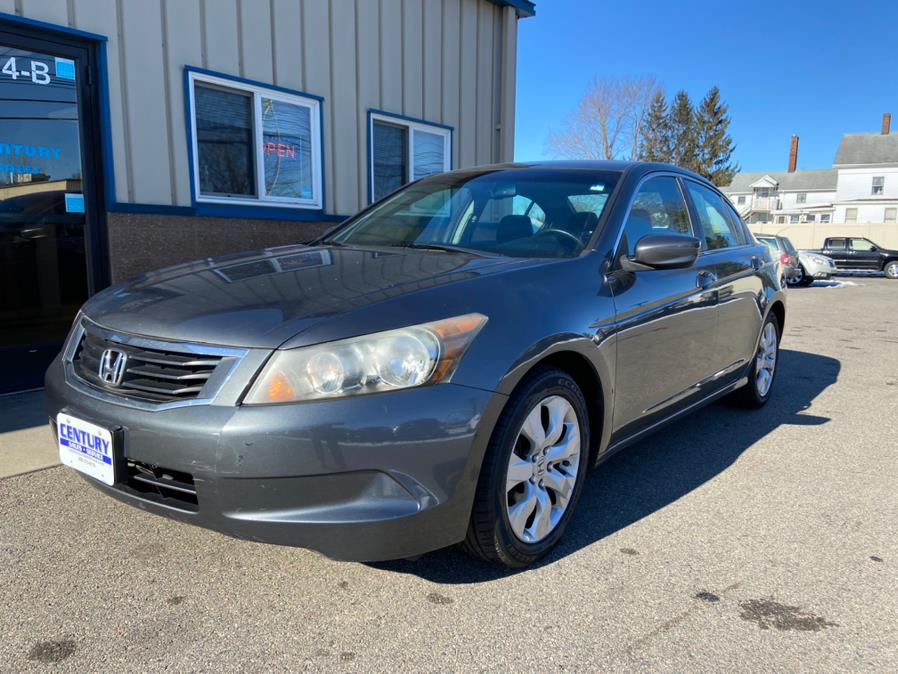 Used 2008 Honda Accord Sdn in East Windsor, Connecticut | Century Auto And Truck. East Windsor, Connecticut