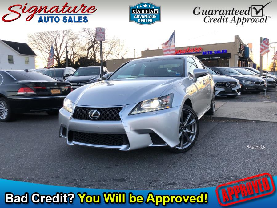Used 2015 Lexus GS 350 in Franklin Square, New York | Signature Auto Sales. Franklin Square, New York