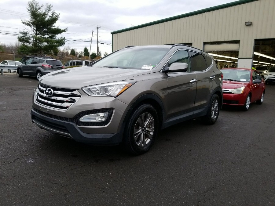 Used 2015 Hyundai Santa Fe Sport in Paterson, New Jersey | Joshy Auto Sales. Paterson, New Jersey