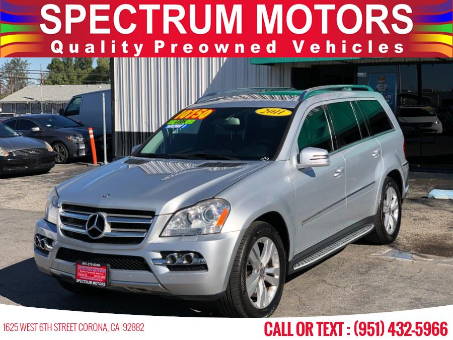 Used 2011 Mercedes-Benz GL-Class in Corona, California | Spectrum Motors. Corona, California