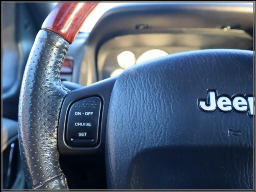 Used Jeep Grand Cherokee 4dr Overland 4WD 2003 | My Auto Inc.. Huntington Station, New York