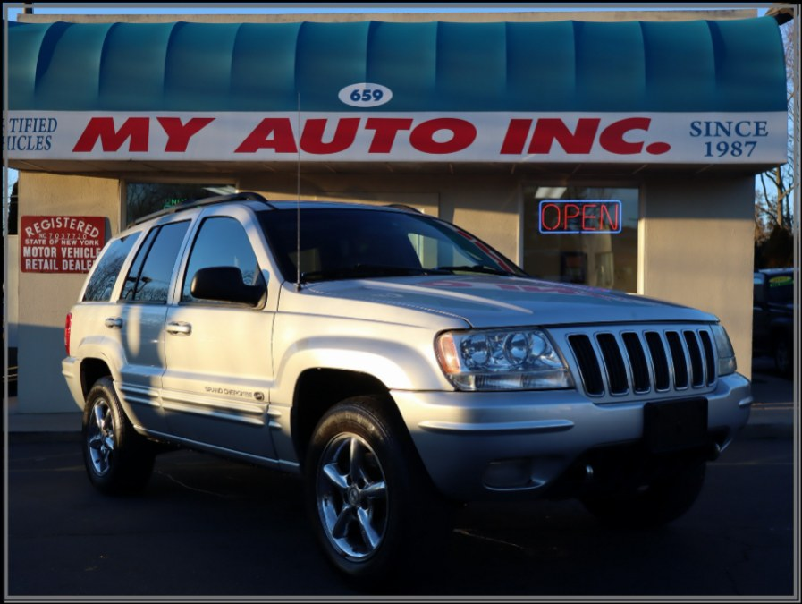 Used 2003 Jeep Grand Cherokee in Huntington Station, New York | My Auto Inc.. Huntington Station, New York