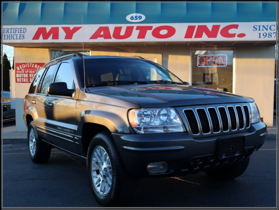 Used 2002 Jeep Grand Cherokee in Huntington Station, New York | My Auto Inc.. Huntington Station, New York