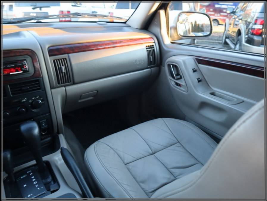 Used Jeep Grand Cherokee 4dr Limited 4WD 2002 | My Auto Inc.. Huntington Station, New York