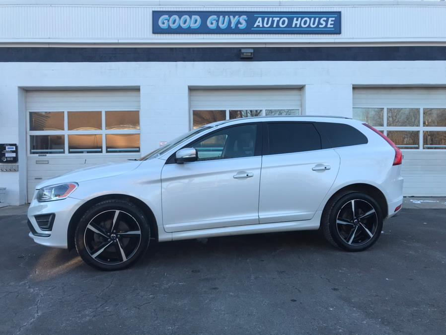 Used Volvo XC60 T6 R-DESIGN PREMIER PLUS 2014 | Good Guys Auto House. Southington, Connecticut