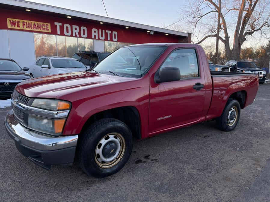 Used 2004 Chevrolet Colorado in East Windsor, Connecticut | Toro Auto. East Windsor, Connecticut