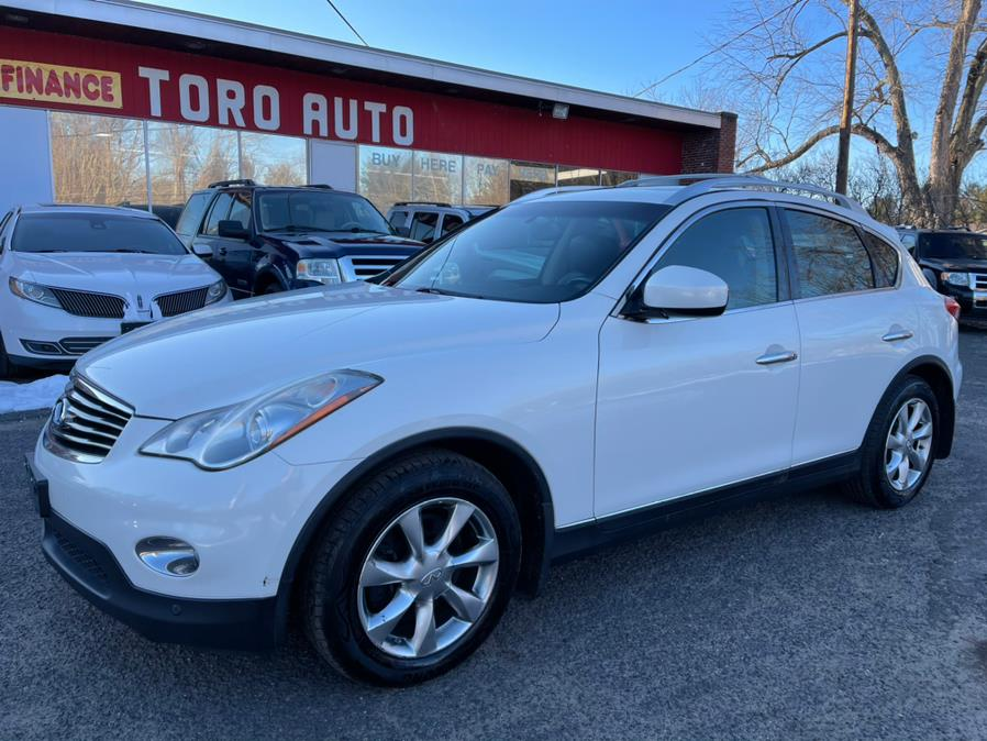 Used Infiniti EX35 AWD 4dr 3.5 2008 | Toro Auto. East Windsor, Connecticut