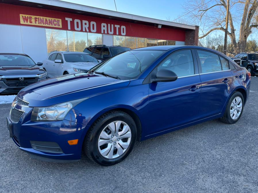 Used 2012 Chevrolet Cruze in East Windsor, Connecticut | Toro Auto. East Windsor, Connecticut