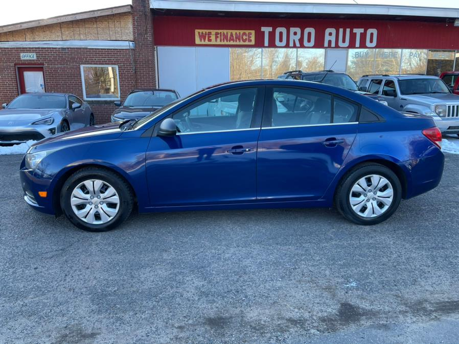 Used Chevrolet Cruze 4dr Sdn LS 2012 | Toro Auto. East Windsor, Connecticut