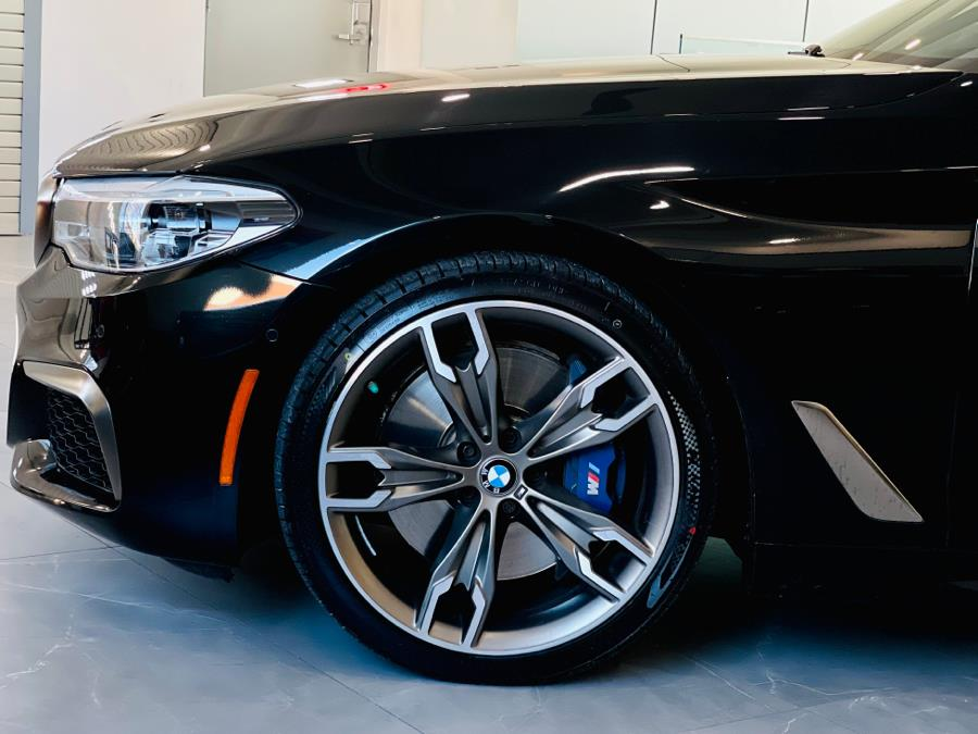 Used BMW 5 Series M550i xDrive Sedan 2018 | Luxury Motor Club. Franklin Square, New York