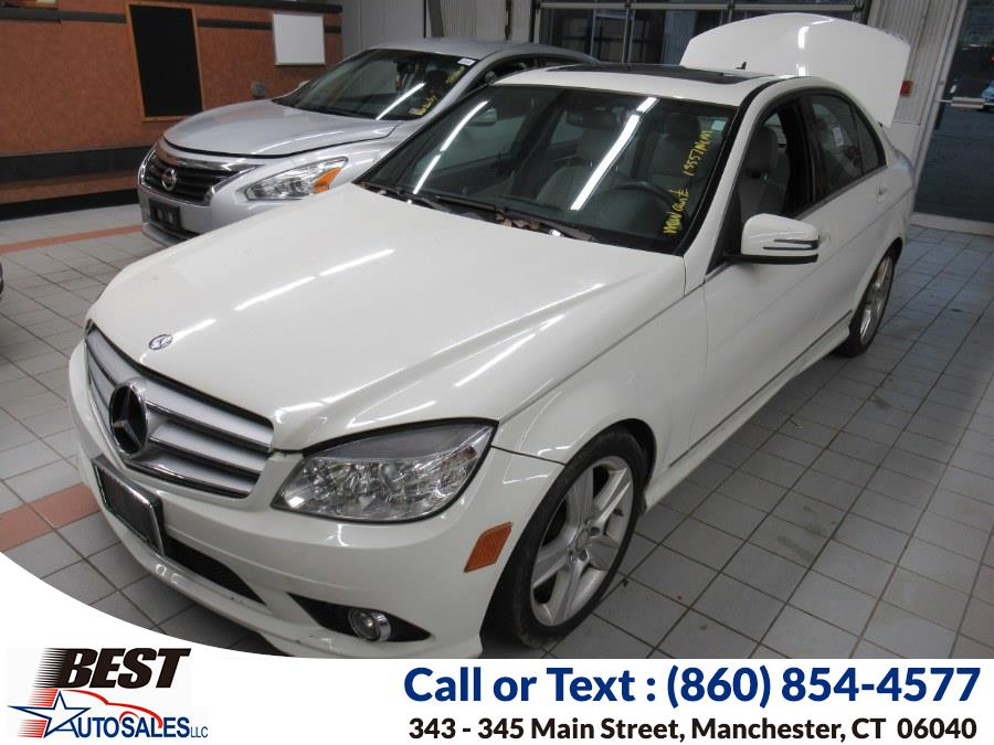 Used 2010 Mercedes-Benz C-Class in Manchester, Connecticut | Best Auto Sales LLC. Manchester, Connecticut