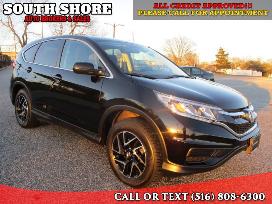 Used 2016 Honda CR-V in Massapequa, New York | South Shore Auto Brokers & Sales. Massapequa, New York