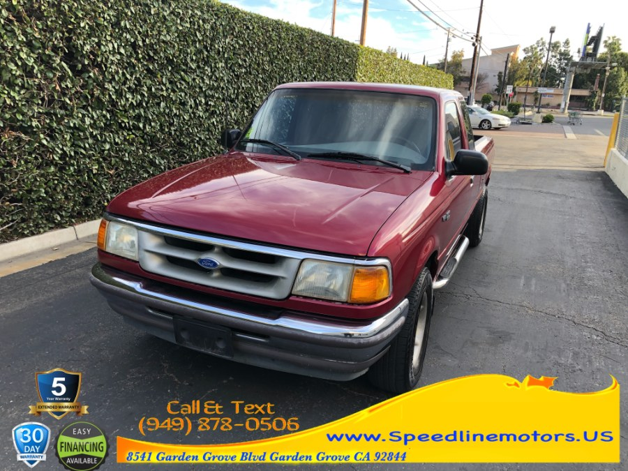 Used 1995 Ford Ranger in Garden Grove, California | Speedline Motors. Garden Grove, California