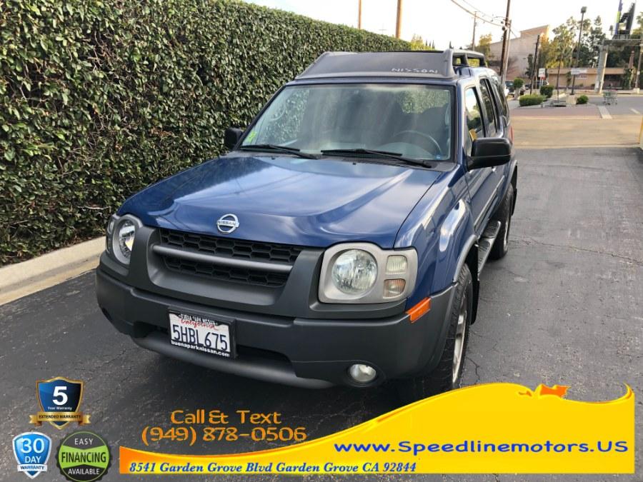 Used 2004 Nissan Xterra in Garden Grove, California | Speedline Motors. Garden Grove, California