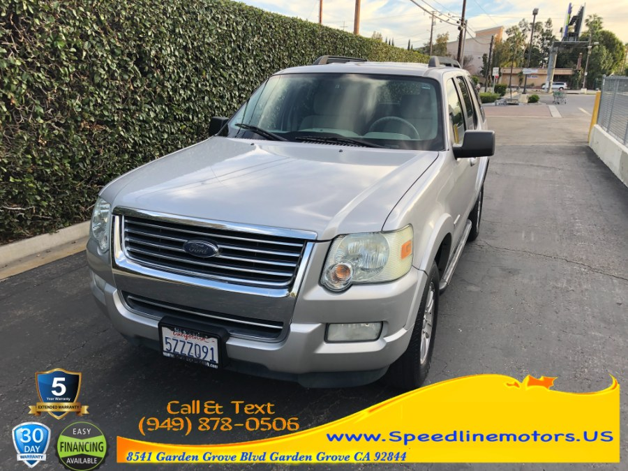 Used 2007 Ford Explorer in Garden Grove, California | Speedline Motors. Garden Grove, California