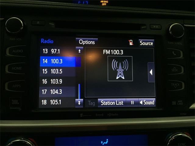 Used Toyota Highlander Limited Platinum V6 2016 | Eastchester Motor Cars. Bronx, New York