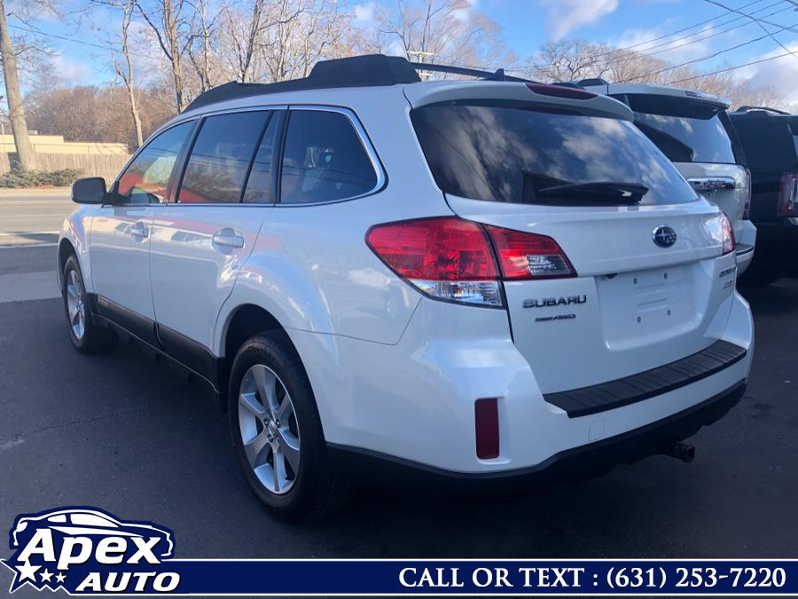 Used Subaru Outback 4dr Wgn H4 Auto 2.5i Limited 2014 | Apex Auto. Selden, New York