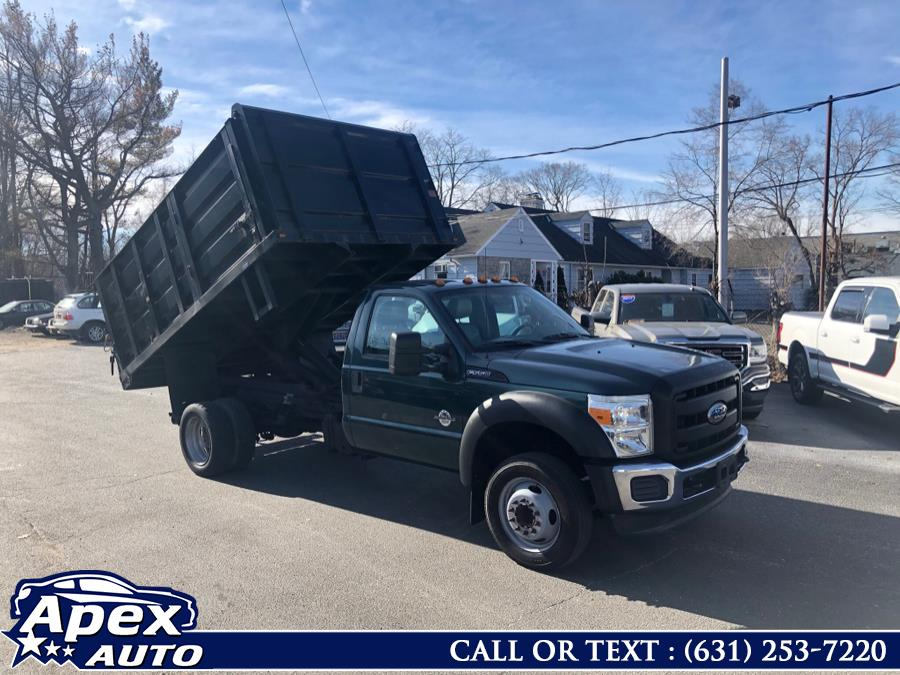 Used 2011 FORD F550 in Selden, New York | Apex Auto. Selden, New York