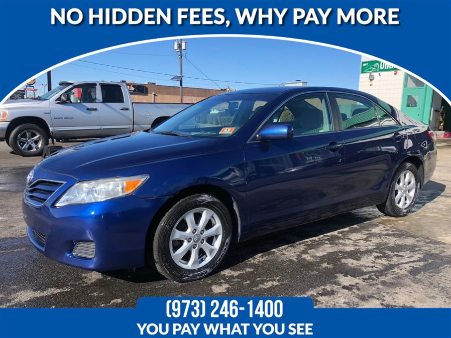 Used Toyota Camry 4dr Sdn I4 Man LE (Natl) 2011 | Route 46 Auto Sales Inc. Lodi, New Jersey