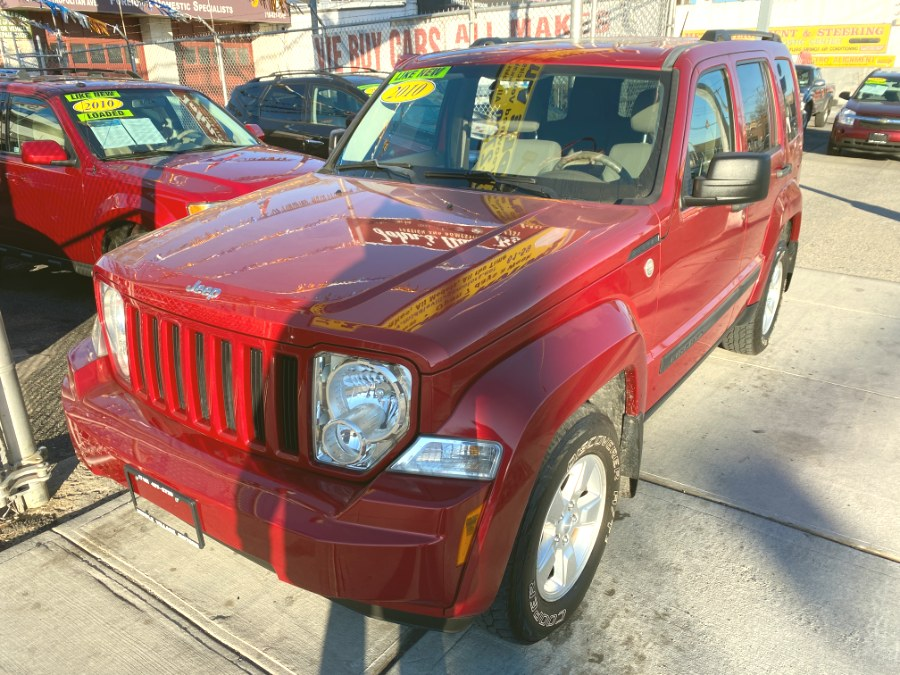 Used Jeep Liberty 4WD 4dr Sport 2010 | Middle Village Motors . Middle Village, New York
