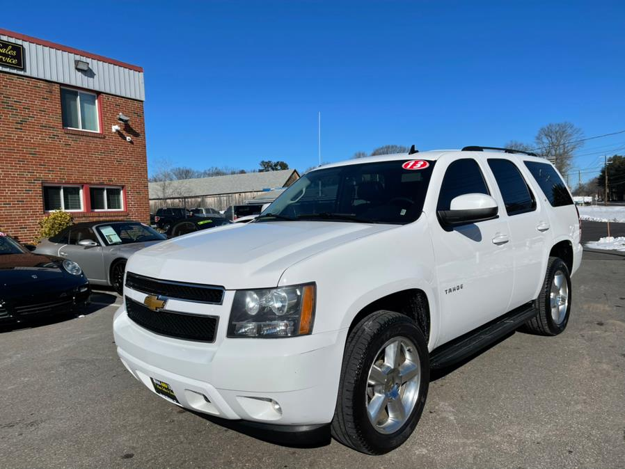 2013 Chevrolet Tahoe 4WD 4dr 1500 LT, available for sale in South Windsor, CT