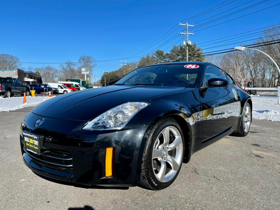 Used Nissan 350Z 2dr Cpe Touring Auto 2006 | Mike And Tony Auto Sales, Inc. South Windsor, Connecticut