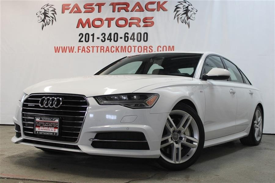 Used 2016 Audi A6 in Paterson, New Jersey | Fast Track Motors. Paterson, New Jersey